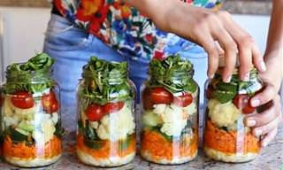 Aprenda a preparar vegetais para a semana toda!