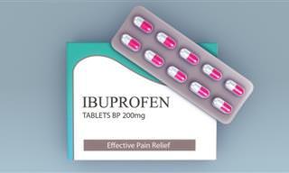ALERTA: Os Perigos Para a Saúde Com o Uso do Ibuprofeno!
