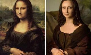 Mais 20 hilariantes recriações de obras de arte clássicas