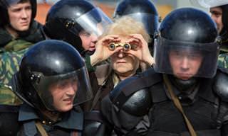 A Realidade e a Peculiaridade Típica Das Ruas Russas
