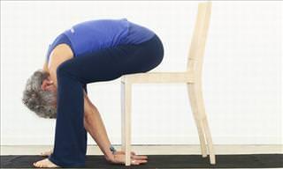 7 Exercícios de Ioga Que Você Pode Fazer Sentado