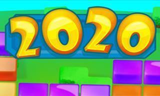 Divirta-se Com 20/20 - Uma Nova Versão de Tetris!