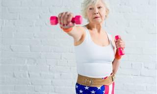 Sempre É Tempo Para se Exercitar