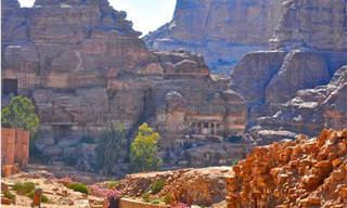 Faça uma Linda Viagem por Petra