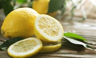 7 Utilidades Do Limão Que Facilitam a Vida