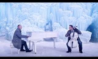 Um Vibrante Inverno com The Piano Guys!