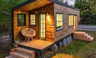 18 Casas Pequenas Com Enorme Potencial