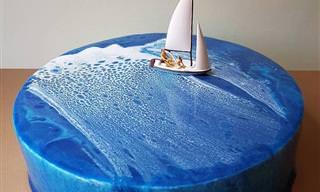 Este artista faz muito mais do que bolos decorados