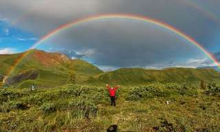 Magníficos, Perfeitos Arcos-Íris Duplos