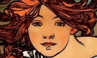 500 Anos de Rostos Femininos na Arte Ocidental
