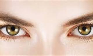 Teste: O que seus olhos dizem sobre você?
