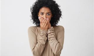 9 Causas comuns de mau hálito