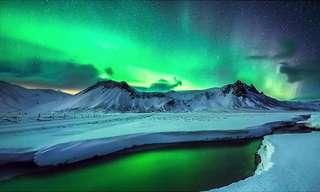 A Visão Mágica da Aurora Boreal