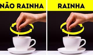 Curiosidades divertidas: que tal um chá com a Rainha?