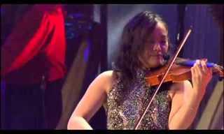 Quando Saxofone e Violino Combinam...