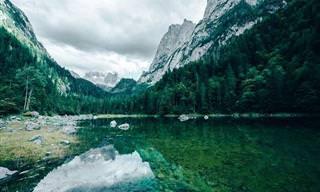 As Belezas Naturais da Áustria Como Você Nunca Viu
