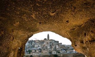 Matera, a Cidade das Cavernas na Itália