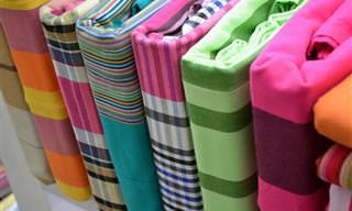 Como dobrar o lençol de elástico perfeitamente!