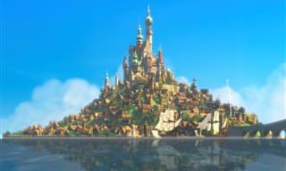 Clique Nas Fotos e Veja Os Locais Reais Da Disney