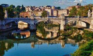 Incrível Mapa Interativo da Itália!