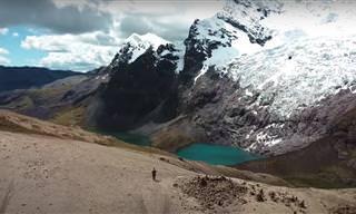 Uma viagem espetacular pela Cordilheira dos Andes no Peru