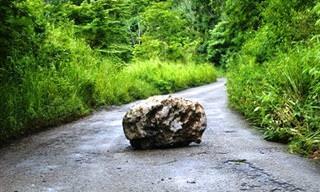 A pedra no caminho