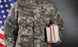 Piada do Dia: O Soldado Vendedor de Seguros de Vida