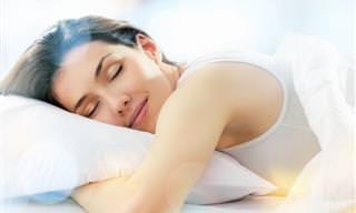 Precisa Adormecer Rapidamente? Essas Dicas Podem Ajudar