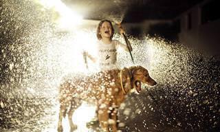 Este concurso de fotos lembrará nossa infância