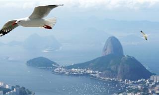 Hora do Teste: Quais São Essas Cidades Vistas do Alto?
