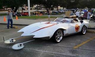 Você já viu carros assim?
