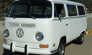 Piada do Dia: A Kombi e a Limousine
