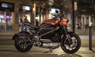 Conheça a Moto Espostiva Harley-Davidson Livewire de 2020
