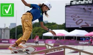 20 Momentos intensos das Olimpíadas de Tóquio 2020