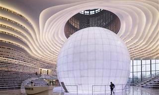 11 Construções Modernas de 2017 Que Vão Mudar a História da Arquitetura