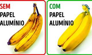 Como conservar bem frutas e legumes