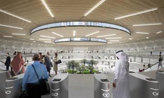 Hyperloop, o  Trem do Futuro que Vai ser Construído em Dubai!