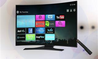Aprenda a configurar a sua TV e assista vídeos do YouTube!