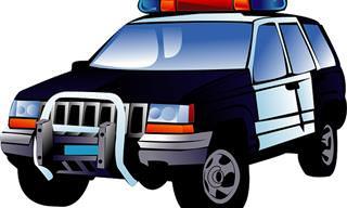Piada do Dia: Fugindo da Polícia