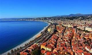 8 Lugares Para Visitar em Nice, França