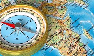 Quiz de Geografia: Você é um cidadão do mundo?