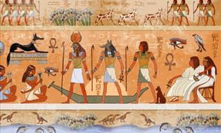 Os 11 mais poderosos deuses do Egito Antigo