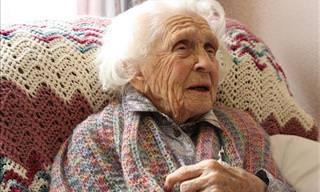 O Que as Pessoas Com Mais De Cem Anos Têm a Nos Ensinar...