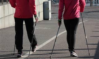 Os Benefícios da Caminhada Diária Para a Saúde