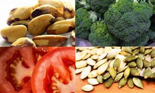 10 Alimentos Para Uma Próstata Saudável