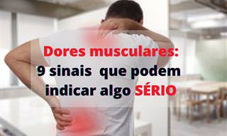 A sua dor muscular é um sinal de algo MAIS sério?