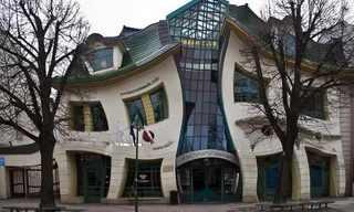 Os Edifícios Mais Estranhos do Mundo