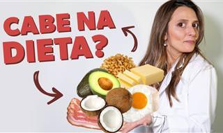 Dica de saúde: Como preparar cardápio de dieta cetogênica