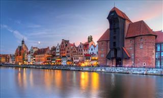 Descubra as belezas da Polônia em alta definição!