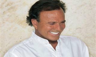 Seleção Musical: Aprecie 20 Grandes Sucessos de Julio Iglesias